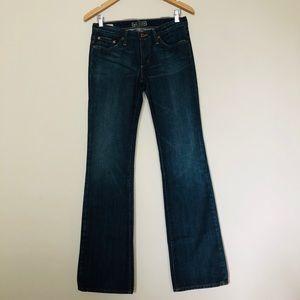 NWOT Big Star Jeans Mia Boot Cut Sz 27